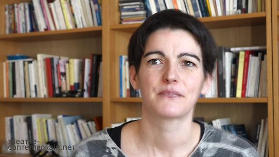 """Vidéo Marie Dilasser, """"L'écriture au jour le jour"""""""
