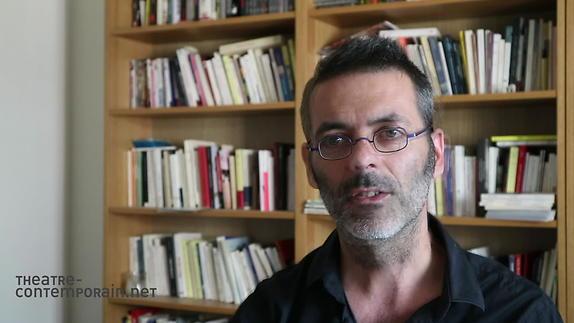"""Vidéo Sylvain Renard, """"Pigeon-Cyborg ou l'Homme-machine"""", les thématiques"""