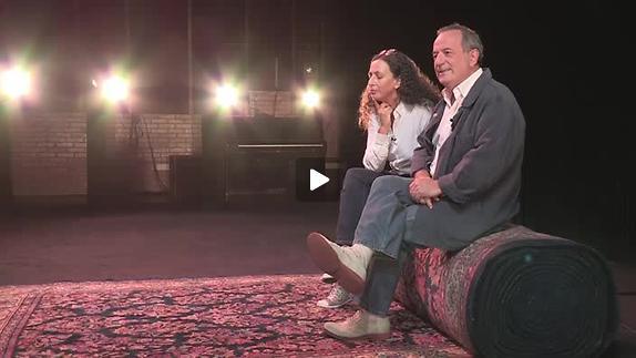 """Vidéo """"J'ai terriblement envie de vivre"""", interview de B. Abraham-Kremer et C. Juresco"""
