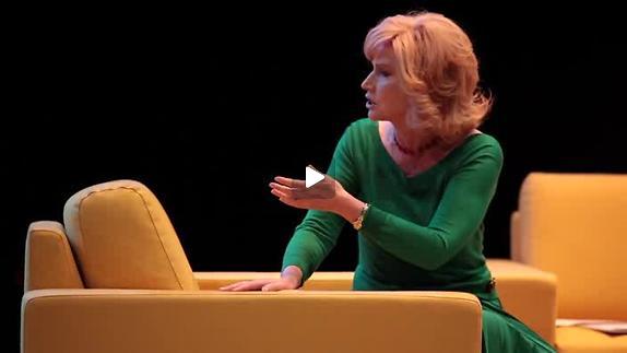 """Vidéo """"La Cantatrice chauve"""", m.e.s. Laurent Pelly - Teaser"""