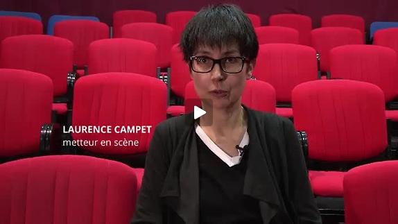 """Vidéo """"Wolfgang"""" de Yannis Mavritsakis, entretien avec Laurence Campet"""