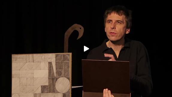 """Vidéo """"L'Ermite ornemental"""", conception Patrick Corillon - Bande-annonce"""