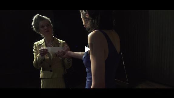 """Vidéo """"Les Serpents"""" de Marie Ndiaye, m.e.s. A.-M. Leclerc - Bande-annonce"""
