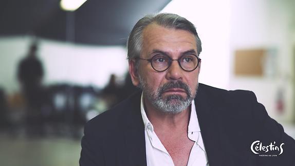 """Vidéo """"J'ai pris mon père sur mes épaules"""" - Entretien avec Philippe Torreton"""