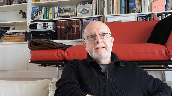 """Vidéo Christian Siméon /Comment est née l'envie d'écrire """"Brûlez-là"""""""