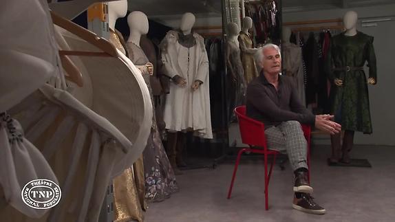 "Vidéo ""Mme Klein"" - N. Wright, B. Jaques-Wajeman - Interview de J-P. Jourdain"
