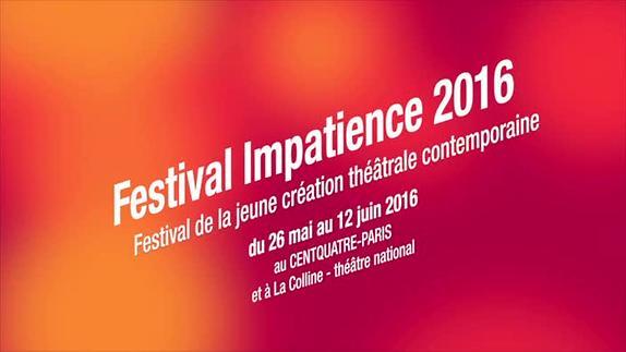 Vidéo Festival Impatience 2016 - Appel à candidatures