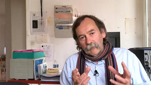 """Vidéo Gilles Aufray, """"Hospitalités"""", la composition de la pièce"""
