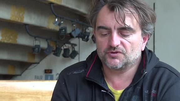 """Vidéo Gilles Granouillet, """"Combat"""", présentation"""