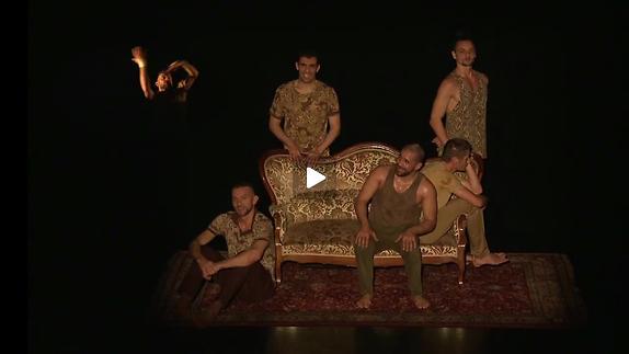 """Vidéo """"Cartes Blanches"""", chorégraphie Mourad Merzouki - Extraits"""