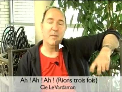 Vidéo Présentation de Ah ! ah ! ah ! (Rions trois fois)
