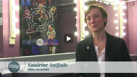 """Vidéo """"L'Héritier de village"""" - Entretien avec Sandrine Anglade"""