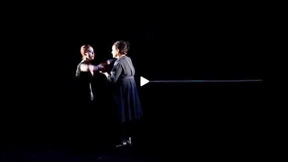 """Vidéo """"Phèdre la dernière danse"""", m.e.s. Julie Desmet - Extraits"""