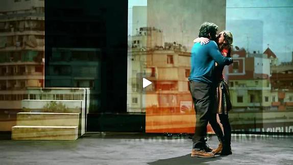 """Vidéo """"Les Paratonnerres"""" de  Marc-Antoine Cyr, m.e.s. Didier Girauldon - Teaser"""