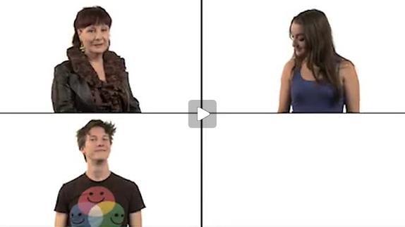 Vidéo À l'Ouest, m.e.s. Nathalie Fillion - Teaser sur les personnages