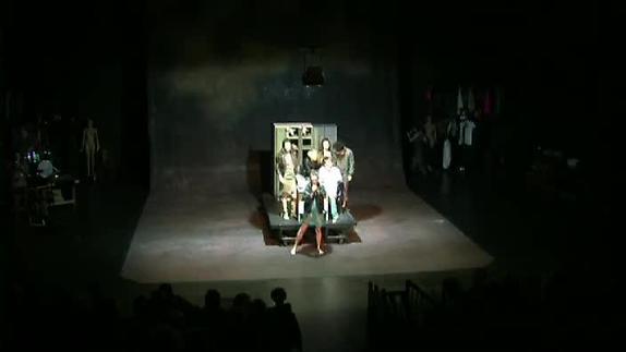 """Vidéo """"Faites danser l'anatomie humaine - Cabaret Chaosmique"""""""