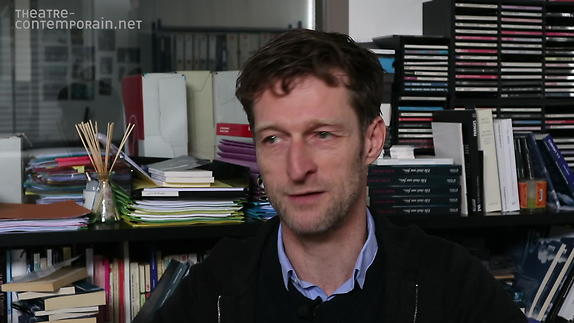 """Vidéo Pierre Guillois, """"Le Gros, la vache et le mainate"""", présentation"""