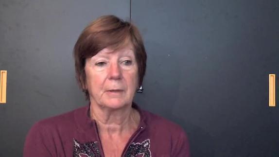 Vidéo Françoise du Chaxel - question 3 : Le premier texte de théâtre
