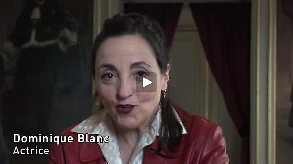 """Image du spectacle """"La Locandiera"""", entretien avec Marc Paquien, Dominique Blanc et André Marcon"""