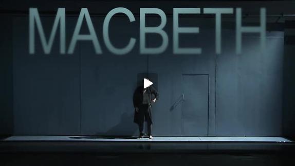 """Vidéo """"Macbeth"""", m.e.s. Anne-Laure Liégeois, extraits"""