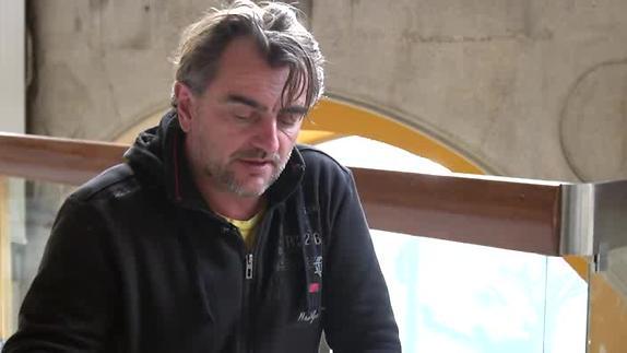 """Vidéo Gilles granouillet, """"Naissance"""", présentation"""