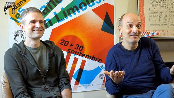 """Vidéo Entretien avec Pierre Mifsud et François Gremaud pour """"Conférence de choses"""""""