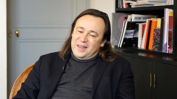 """Image du spectacle Les choix scénographiques et dramaturgiques de """"L'école des femmes"""""""