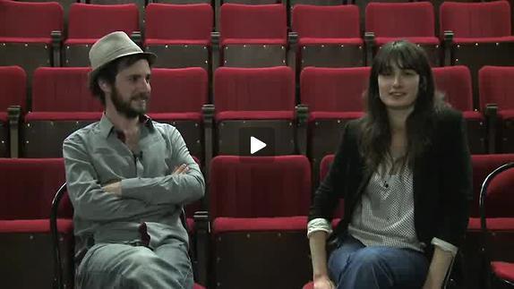 """Vidéo """"Et la nuit sera calme"""", entretien avec Kevin Keiss et Amélie Enon"""