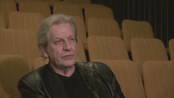 """Vidéo Jean-Paul Wenzel, """"Le contexte menant à l'écriture"""""""