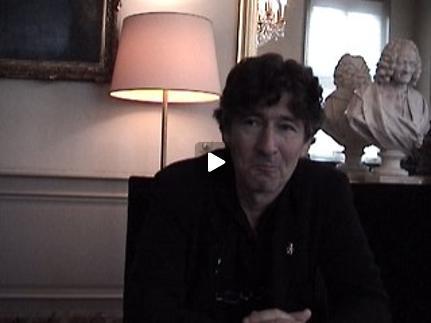 Vidéo Interview de André Engel à l'occasion de la création de Papa doit Manger