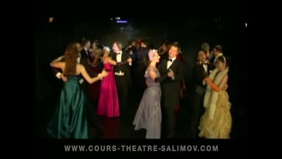 """Image du spectacle """"La Chauve-souris"""" (extr 7), opérette de Johann Strauss fils, Emile Salimov"""
