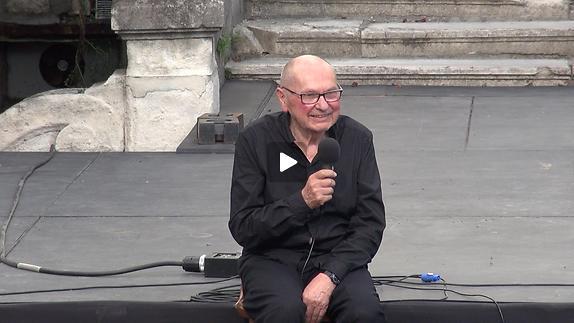 """Vidéo """"Dialogue artistes-spectateurs"""" autour de """"Intérieur"""""""