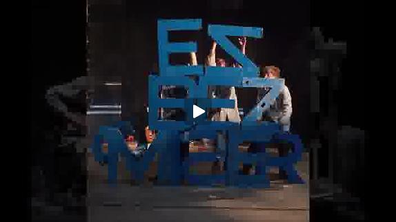 "Vidéo ""Forbidden di Sporgersi"", conception P. Meunier et M. Bordat - Teaser"