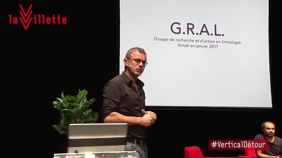 """Vidéo """"Borderline(s) investigation #1"""" - Frédéric Ferrer, le G.R.A.L."""