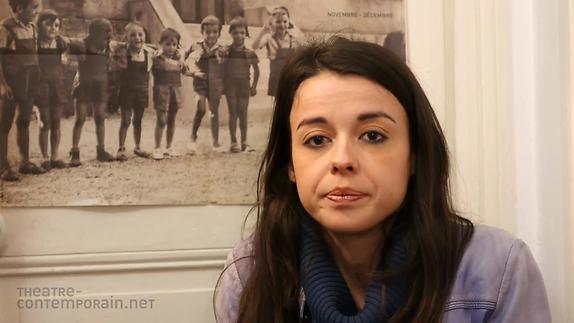 """Vidéo Céline Debecq, """"L'Enfant sauvage"""", présentation"""