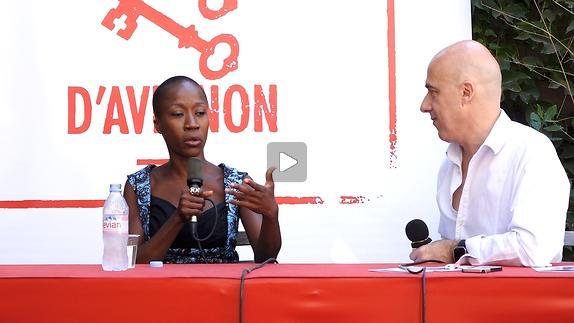 """Vidéo Rokia Traoré pour """"Dream Mandé - Djata"""""""