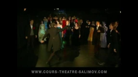 """Image du spectacle """"La Chauve-souris"""" (extr 5), opérette de Johann Strauss fils, Emile Salimov"""