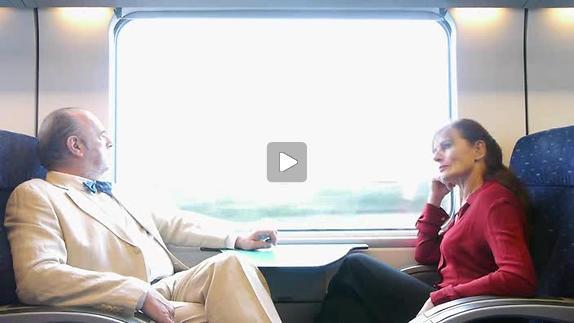 """Vidéo """"L'Homme du hasard"""" de Y. Reza, m.e.s. B. Emsens - Teaser"""