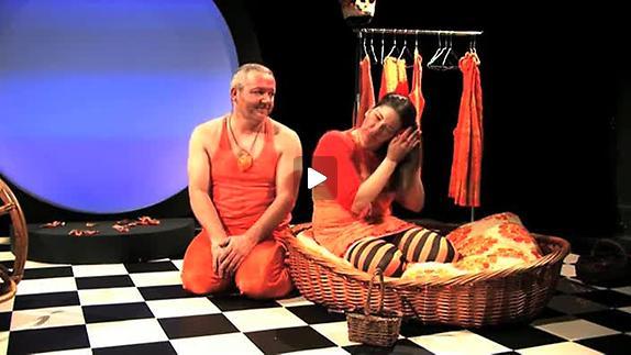 "Vidéo ""Foxes in a box"", m.e.s. Pat Uttley - Teaser"