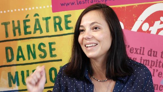 """Vidéo Entretien avec Marie-Hélène Larose-Truchon pour """"Crème glacée"""""""