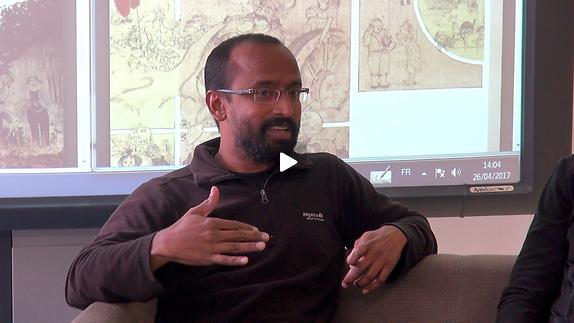 Vidéo Les créations d'Indianostrum actuellement accueillies au théâtre du Soleil