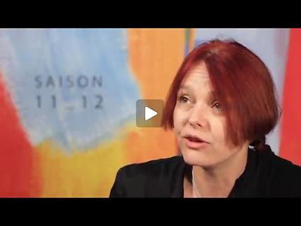 Vidéo À l'Ouest, m.e.s. Nathalie Fillion