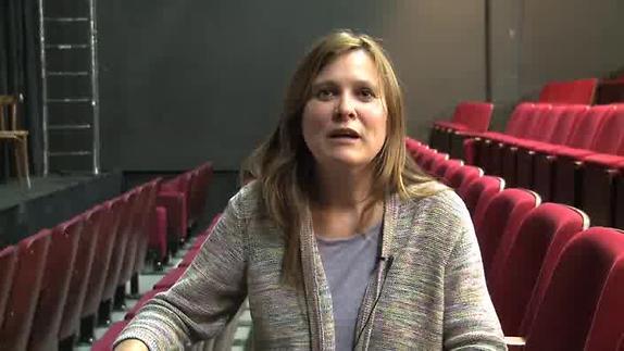 """Vidéo """"Tout semblait immobile"""", présentation par Nathalie Béasse"""