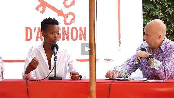 """Vidéo Dorothée Munyaneza pour """"Unwanted"""""""