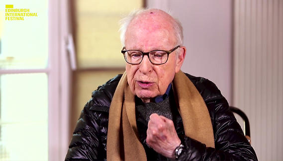 "Vidéo Peter Brook on ""The Prisoner"""