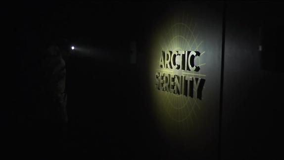 """Vidéo """"Arctique"""" de Anne-cécile Vandalem - Extrait"""