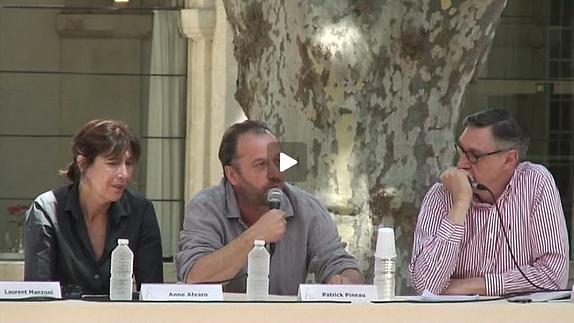 """Vidéo Patrick Pineau pour """"Le Suicidé"""""""