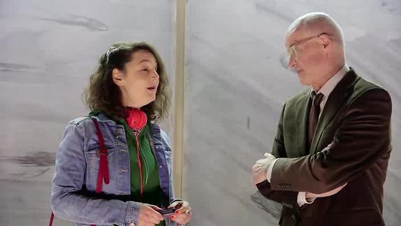 "Vidéo ""La Leçon"", m.e.s. Christian Schiaretti - Teaser 2015"