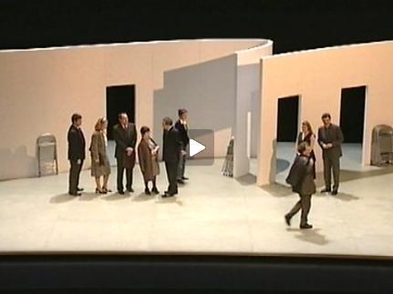Vidéo  Extrait 1 : Entrée de Schwartzer