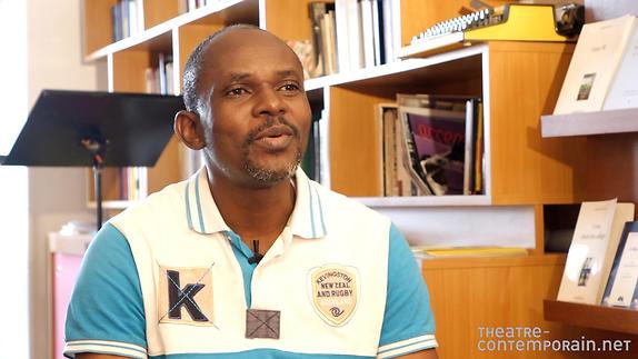 Vidéo Faustin Keoua Leturmy / L'écriture au jour le jour
